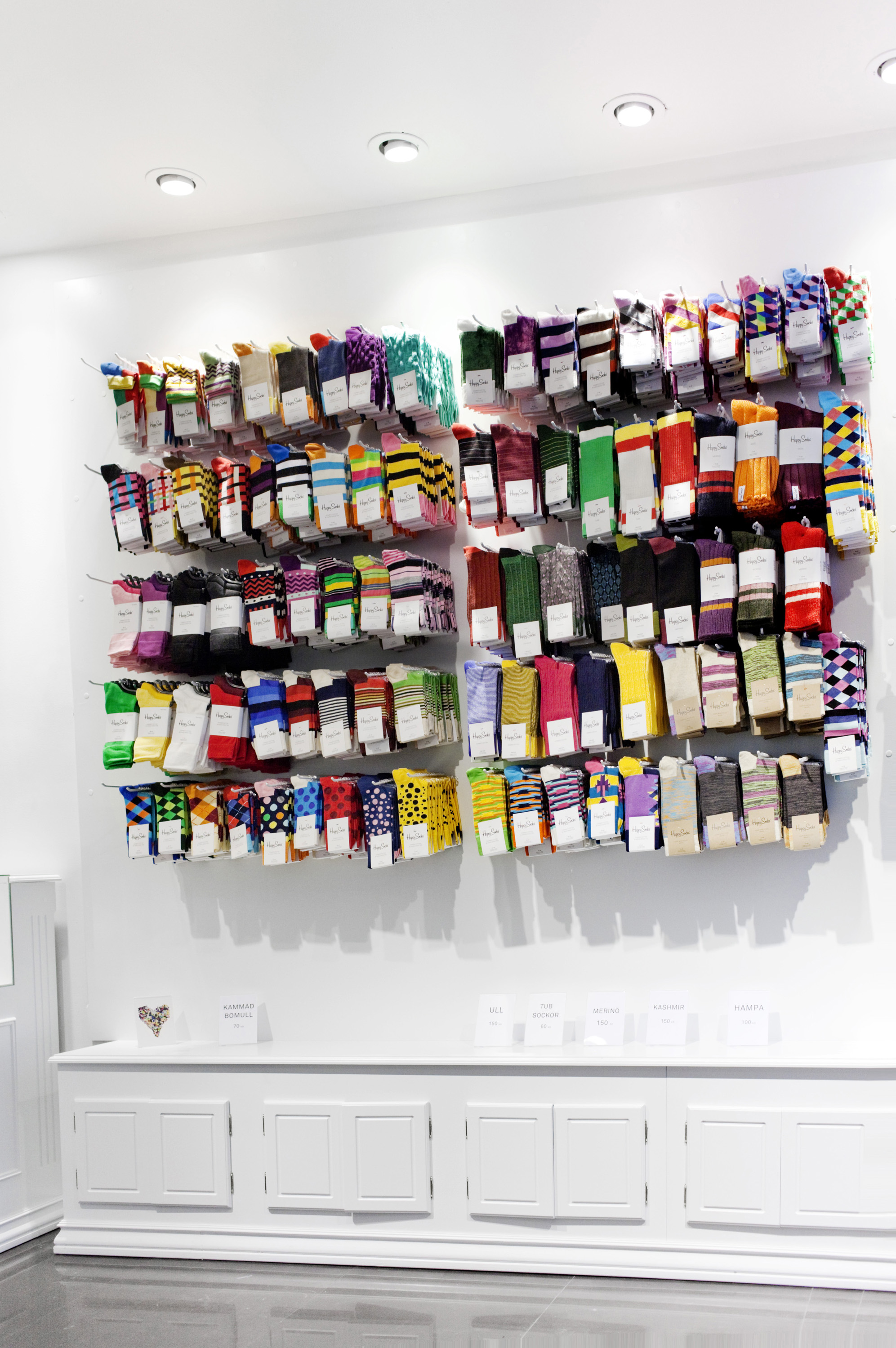 Happy Socks London Flagship Store foto