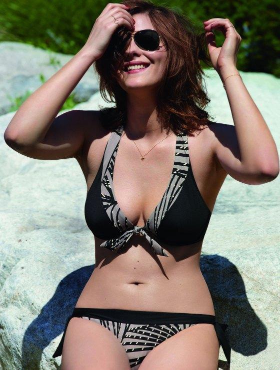 Tanzania underwired bikini top