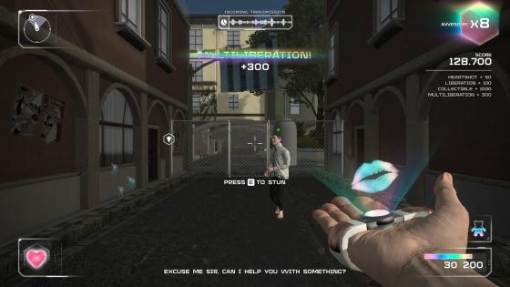FPL_Kiss gun in game