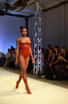 DMU Contour 2015 - Hannah Farrugia Sharpels