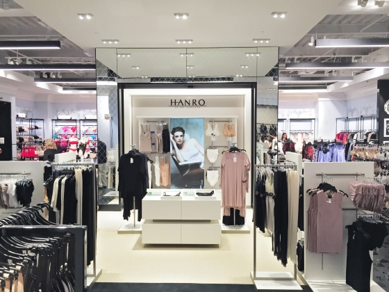 e3b5c05ecd7 Hanro opens first US shop-in-shop at Bloomingdale s in Honolulu ...