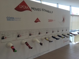 LYCRA® MOVES ISTANBUL II