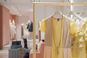 REDValentino Rome flagship store